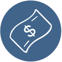 Save Time / Money Icon